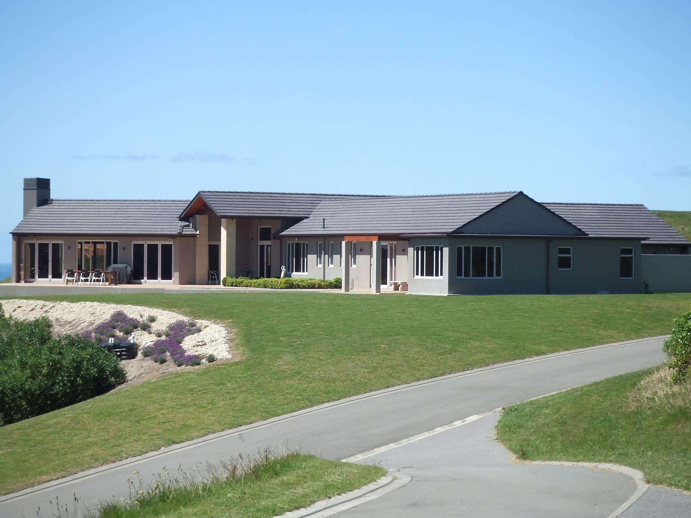 colourcraft exterior residential project large house