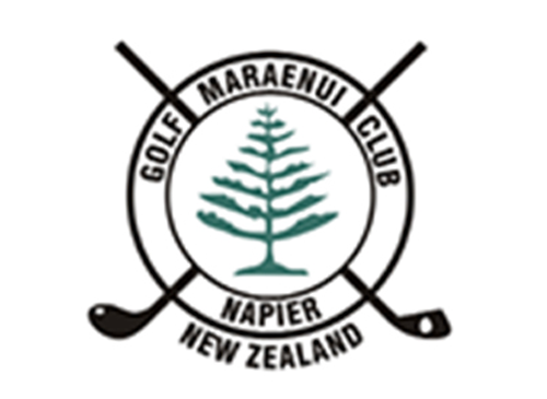 maraenui golf club logo